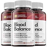 Guardian Botanicals Blood Balance Advanced Formula Blood Sugar Support (3 Pack)