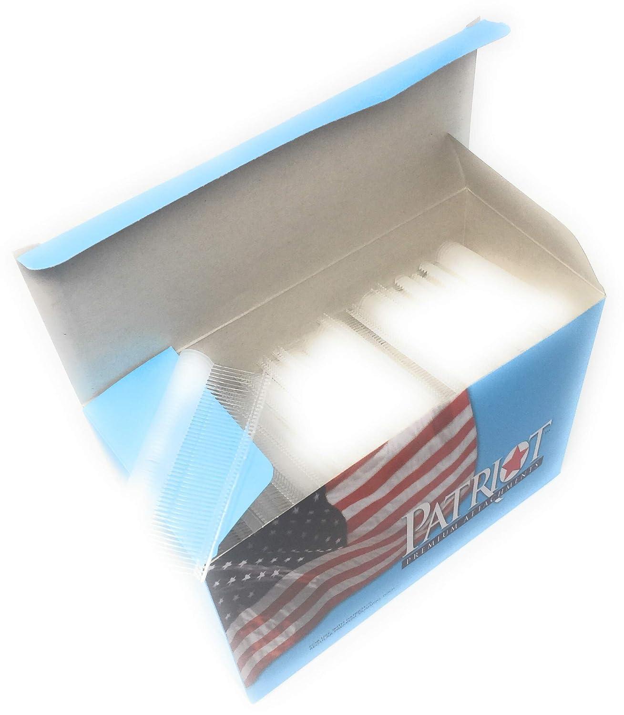 1-1/2' J-hook Plastic Fasteners Kwik Ticket KJH2