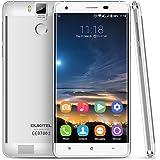 "OUKITEL K6000 Pro 4G Smartphone MTK6753 3GB RAM 32GB ROM 64 bits Octa Core Android 6.0 5.5"" 2,5 D FHD 1920 * 1080 Pixels 8MP+16MP Châssis en Alliage 0,3S Empreintes Digitales OTG HotKnot"