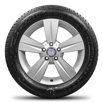 Mercedes Benz 17 Inch Rims Vito Viano W639 Rims Winter Tyre Wheels: Amazon.co.uk: Car & Motorbike