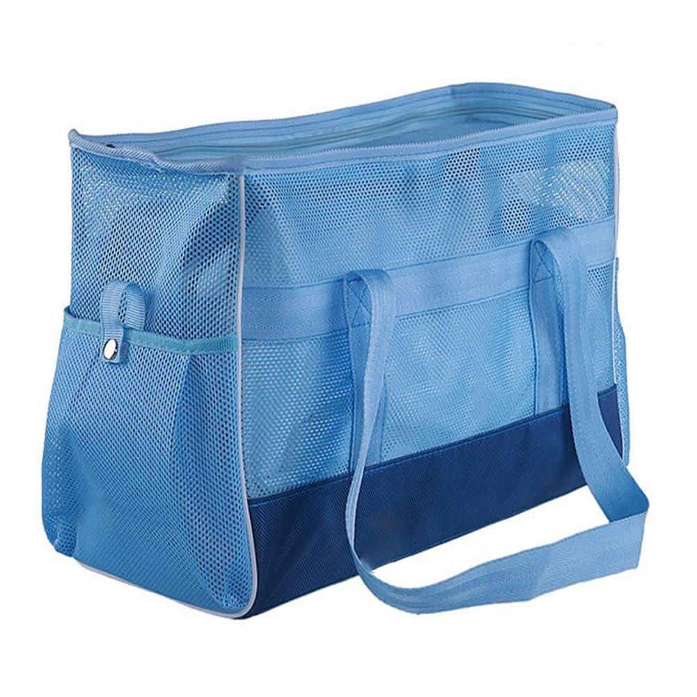 Pet Shoulder Bag Portable Pet Cat and Dog Backpack Shoulder Strap Travel Bag Fold