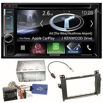 Juego completo de Mercedes A W169 Clase B W245 Kenwood DNX 5170bts Navegación CD DVD Bluetooth