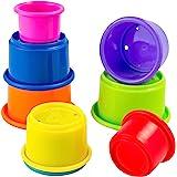 LAMAZE Pile & Play Cups, Multi (L27870)