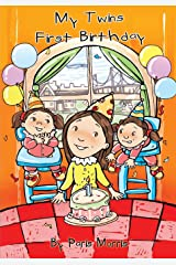 My Twins' First Birthday Paperback