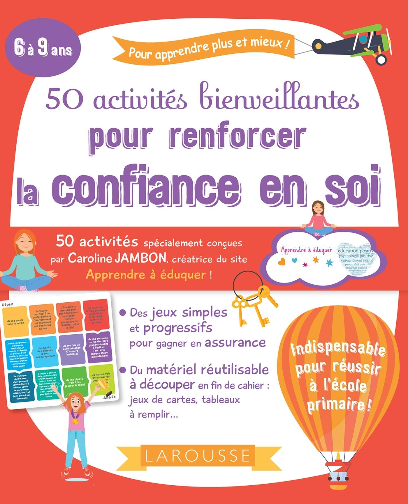50 activités bienveillantes pour renforcer la confiance en soi