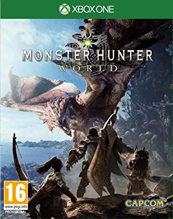 Monster Hunter World - Xbox One [Importación francesa]: Amazon.es ...