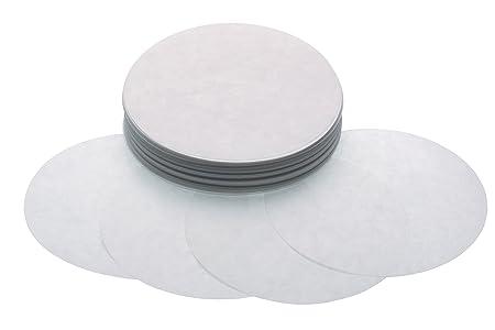 KitchenCraft Wax Paper Beef Burger Discs 11 Cm 45quot Pack