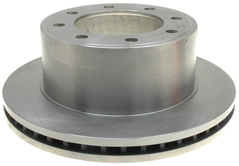 ACDelco 18A2330A Advantage Non-Coated Rear Disc Brake Rotor