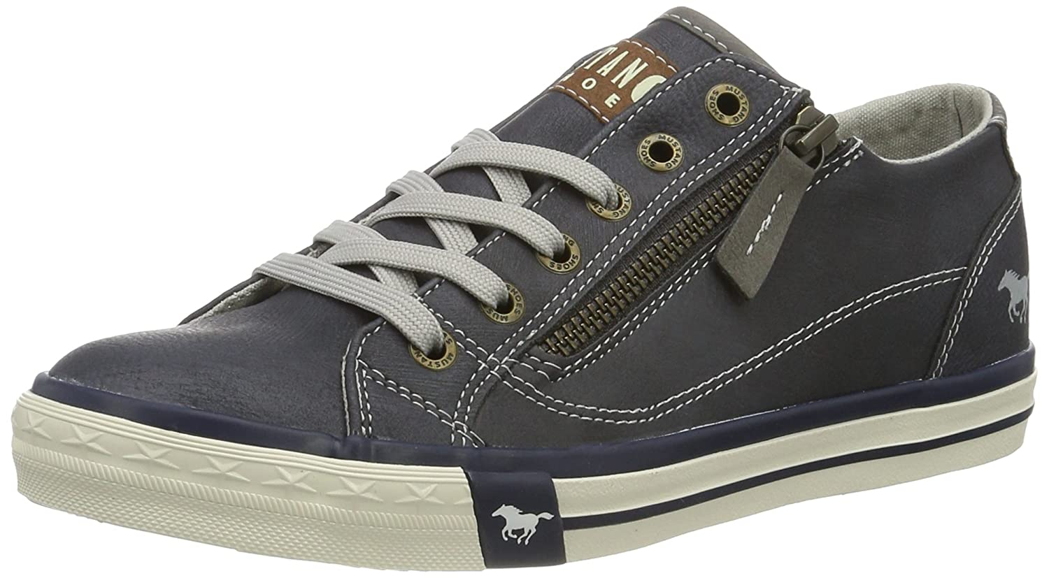 Womens 1146-302-800 Low-Top Sneakers Mustang d0dak