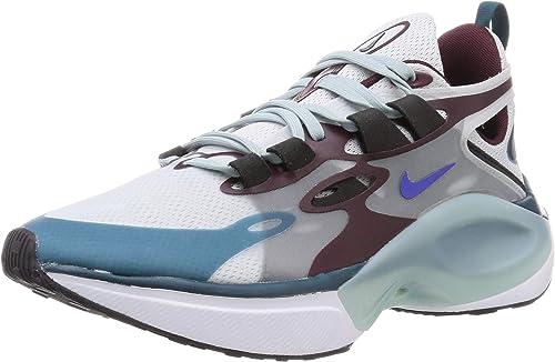 maldestro Fantastico Esercizio  Nike Signal D/MS/X Uomo Running Trainers AT5303 Sneakers Scarpe (UK 7.5 US  8.5 EU 42, Pure Platinum Rush Violet 003): Amazon.it: Scarpe e borse