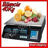 Area Balance numérique professionnelle 40 kg maximum
