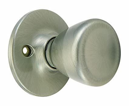 Captivating Design House 781898 Tulip Dummy Door Knob, Reversible For Left Or Right  Handed Doors,