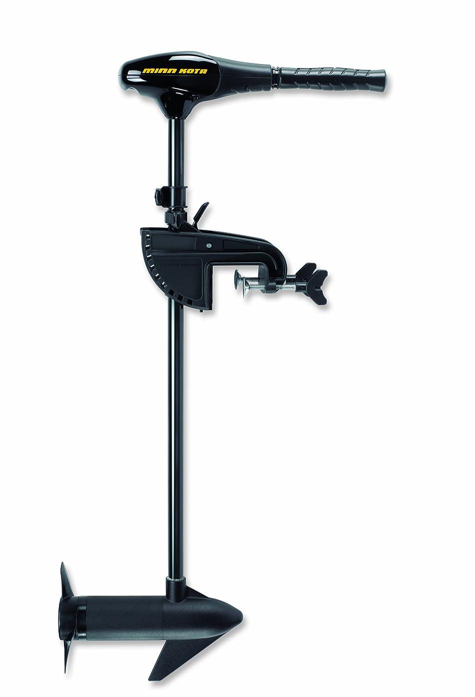 極地不合格障害【MINNKOTA/ミンコタ】EDGE 45 シャフト長36 minnkota-EDGE45-36 淡水モデル エレキモーター フットコントロール
