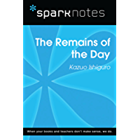 The Remains of the Day (SparkNotes Literature Guide) (SparkNotes Literature Guide Series) (English Edition)