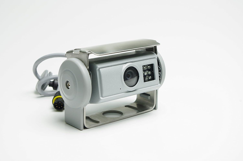 Shutter R/ückfahrkamera Klappenkamera f/ür Wohnmobil und LKW