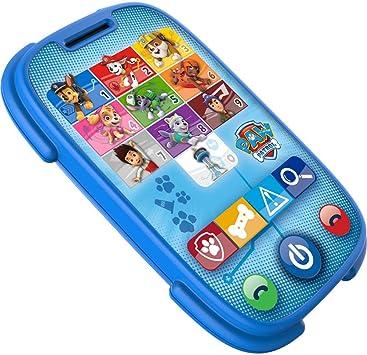 Kurio S17990 Paw Patrol KD Toys My First Smartphone: Amazon.es ...