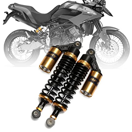 Amazon Com Neverland 12 5 320mm Motorcycle Air Shock Absorbers