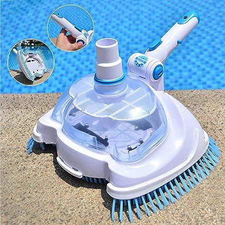 Funihut - Aspirador de piscina, limpiador para piscinas fuera del suelo, para herramientas de limpieza y mantenimiento de spa de piscina: Amazon.es: Hogar