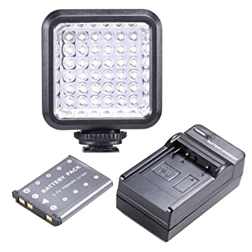 Amazon.com: Bestlight® LED ultraluminoso 36 Cámara/video luz ...