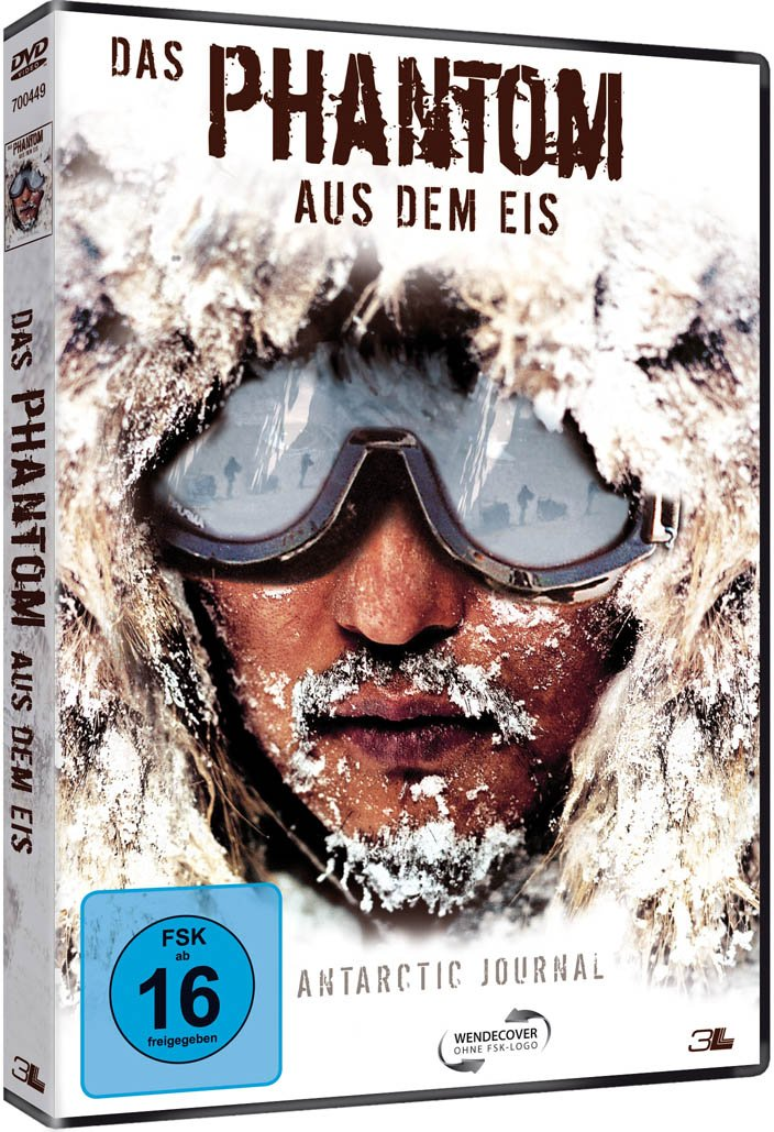 Das Phantom aus dem Eis - Antarctic Journal (2005) (DVD) [Alemania]