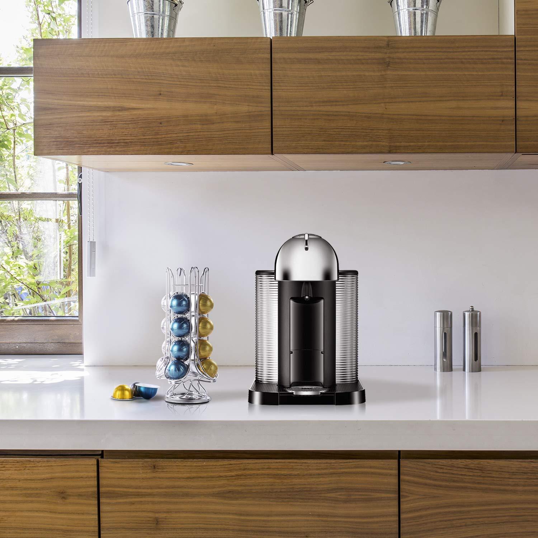 Flagship Revolving Coffee Pod Holder for Nespresso Vertuoline (20 Pods) by FlagShip (Image #6)