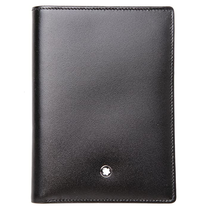 Amazon.com: Montblanc Meisterstück cartera 7 CC con ID ...
