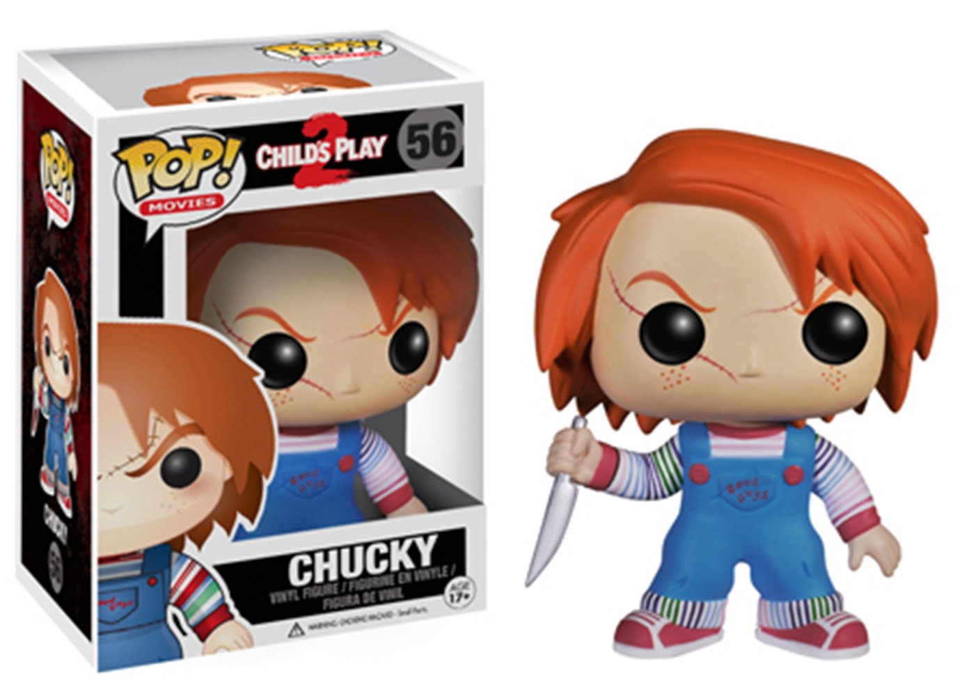 Funko POP Movies Chucky Vinyl Figure