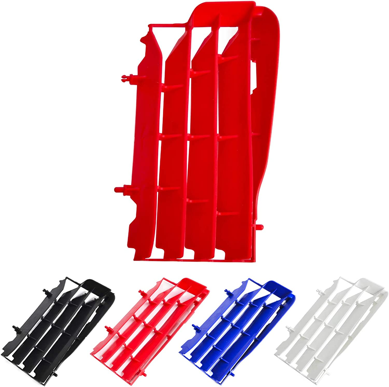 YUQINN Motorradteile For Honda Crf250l 2012-2017 K/ühlerschutzgitter Grill-Schutz-Abdeckung for CRF 250L Rally CRF 250 L 2013 2014 2015 2016 2017 Color : Black