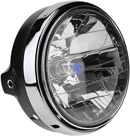 starnearby rond Moto phares Halog/ène Assembly pour Honda Hornet 600/900/Cb400
