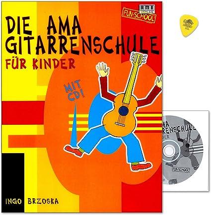 La ama Guitarra Colegio para niños de Ingo brzoska – musikalische ...