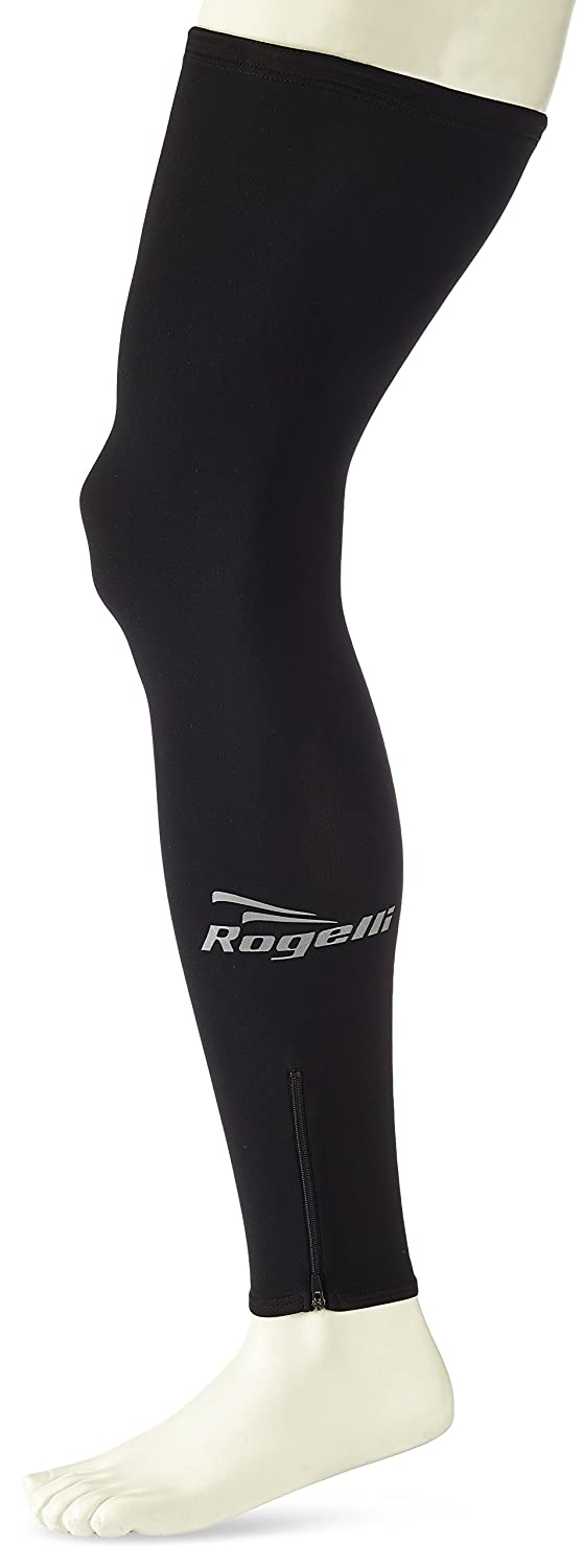 Rogelli Unisex-Adult's Leg Pieces Promo Cycling Leg Cover 9.008