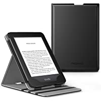 MoKo Case Fits All-New Kindle (10th Generation, 2019) / Kindle (8th Generation, 2016), Premium Vertical Flip Cover with…