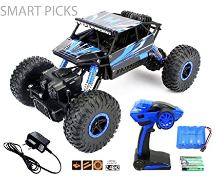 Buy Smart Picks Dirt Drift Waterproof Remote Controlled Rock Crawler