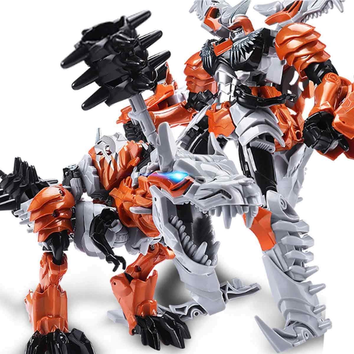 Action Figures Deformazione Lega Robot Giocattolo Auto ABS Personaggio Animazione Giocattolo Auto Modello Personaggio,Bumblebee All