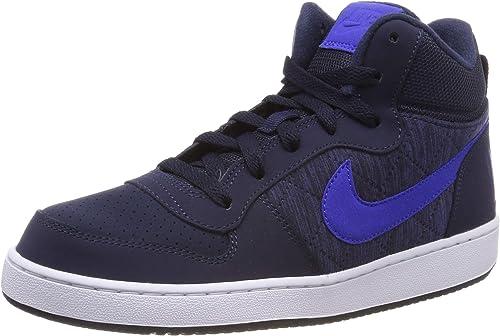 Nike Court Borough Mid Se (GS), Zapatos de Baloncesto para Niños ...
