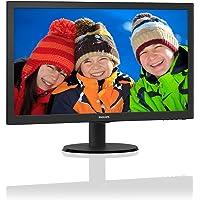 Philips 223V5LHSB2 22-Inch LCD/LED Monitor