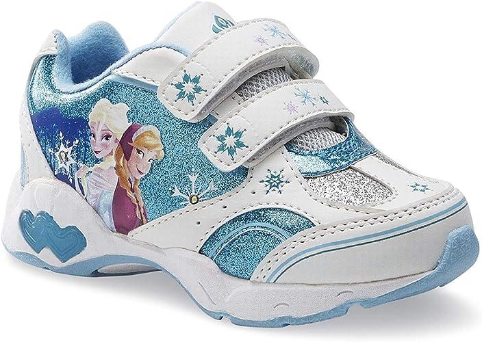 disney elsa light up shoes
