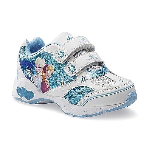 Disney Anna Frozen Luminoso Luces Elsa Infantil Athletic De rxrAPg1qw