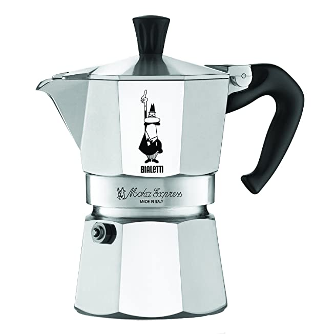 Espresso Maker with Patented Valve