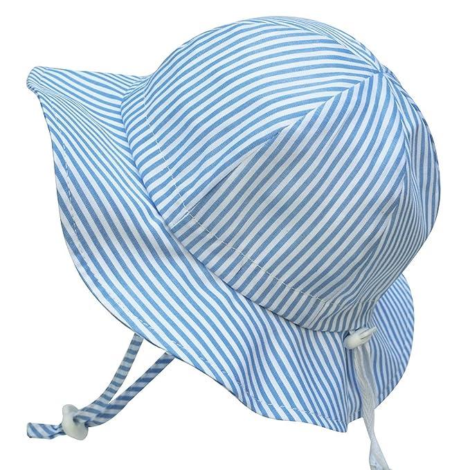 8 opinioni per Cappello di Protezione solare Bambino 50+, misura adattabile traspirante con