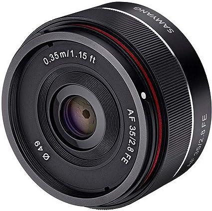 Samyang Syio35af E 35 Mm F 2 8 Ultra Kompaktes Kamera