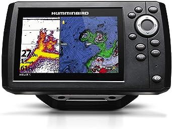 Humminbird HELIX 5 CHIRP DI GPS G2 Fishfinder And Chartplotter