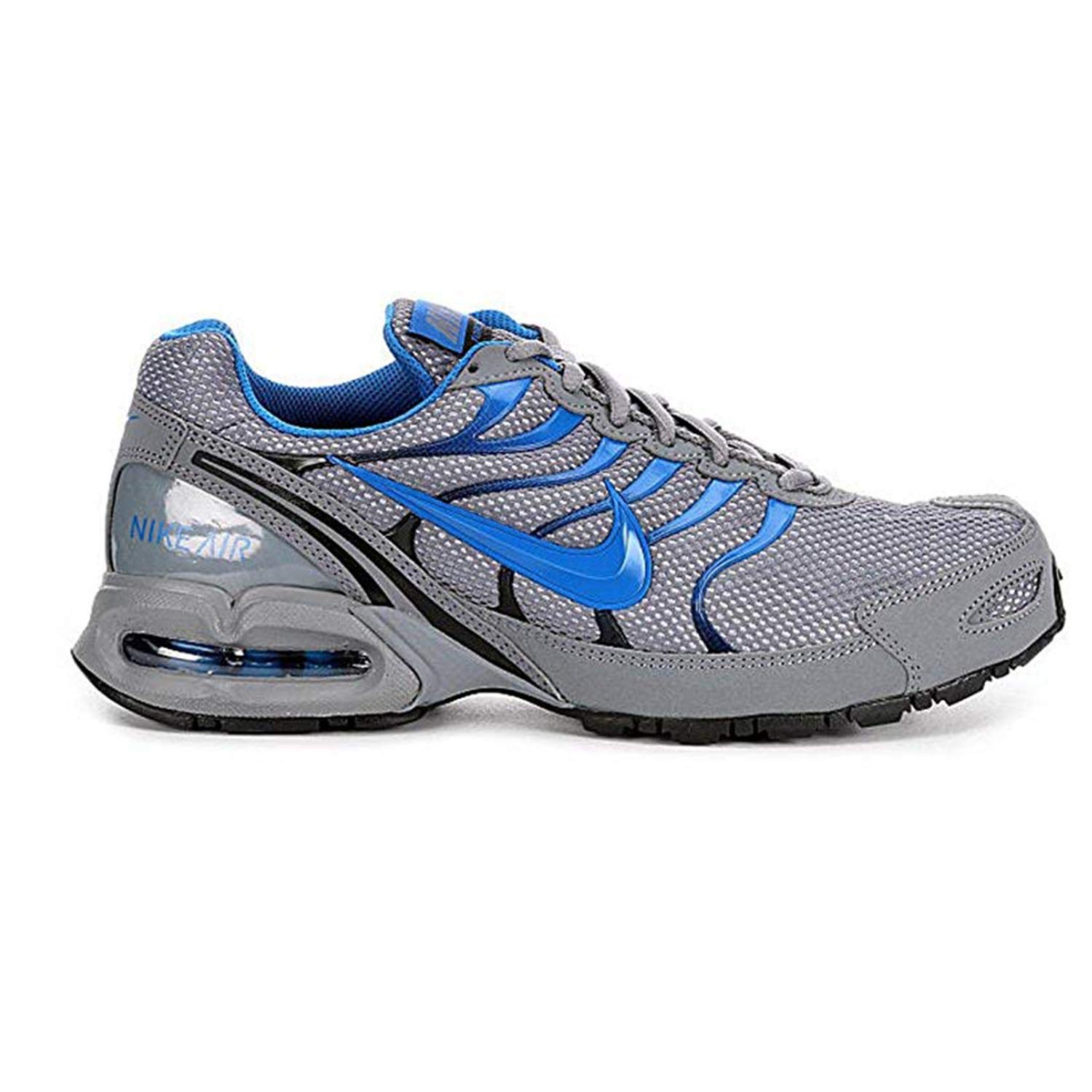 the best attitude 6df77 81d65 Amazon.com   NIKE Mens Air Max Torch 4 Running Shoe Cool Grey Military  Blue-Black Size 8.5 M US   Road Running