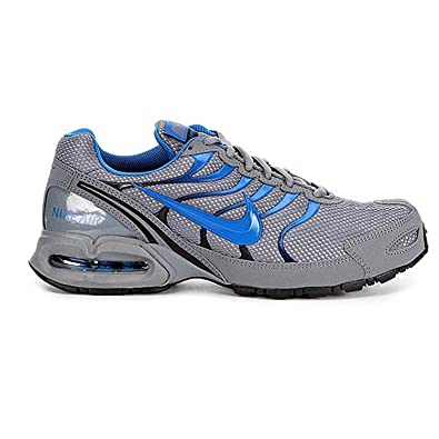 efcfeeb9aa1 Image Unavailable. Image not available for. Color  NIKE Mens Air Max Torch  4 Running Shoe Cool Grey Military Blue-Black Size
