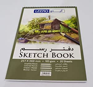 Leeno Sketch Book