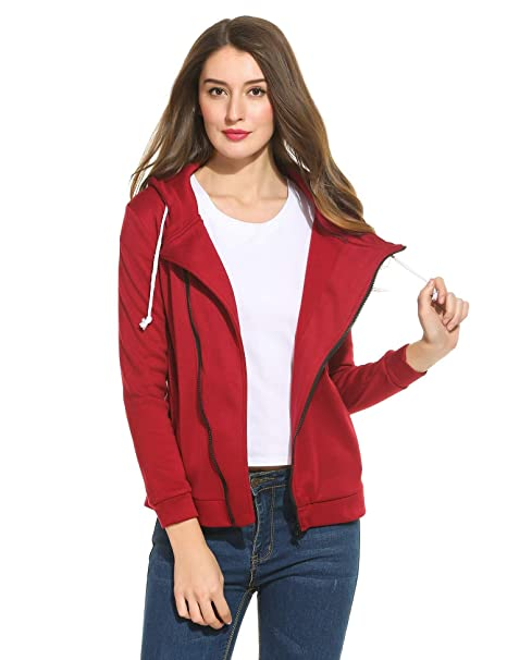 Amazon.com  Elever Summer Coat for Women Women s Thin Jacket for ... 20f9f48045