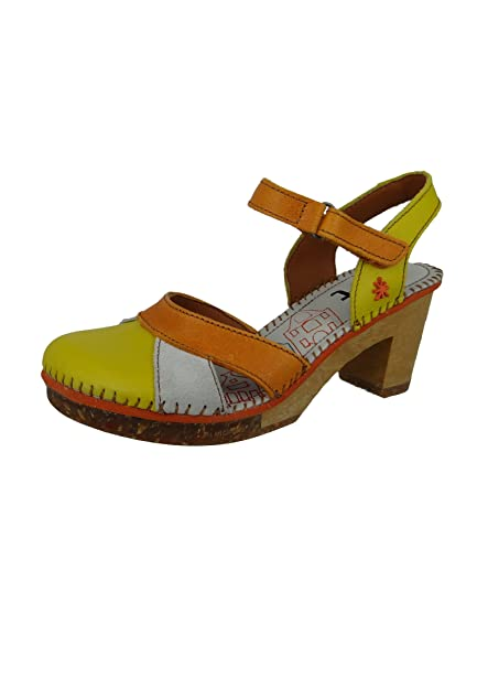 3a13bc62e24 Art 0313 Amsterdam Memphis Citrus Sunshine Heels: Amazon.co.uk: Shoes & Bags