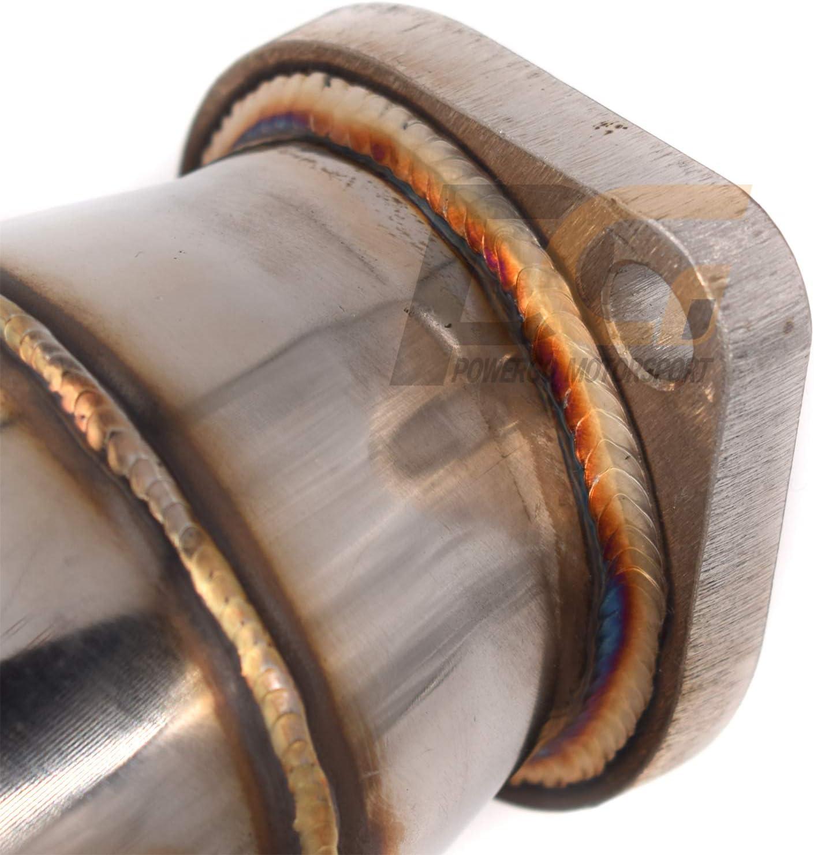 "Turbo Downpipes 3/"" 76mm FOR 2007-2013 BMW 135i 335i E82//E90//E91//E92//E93 3.0L N54"
