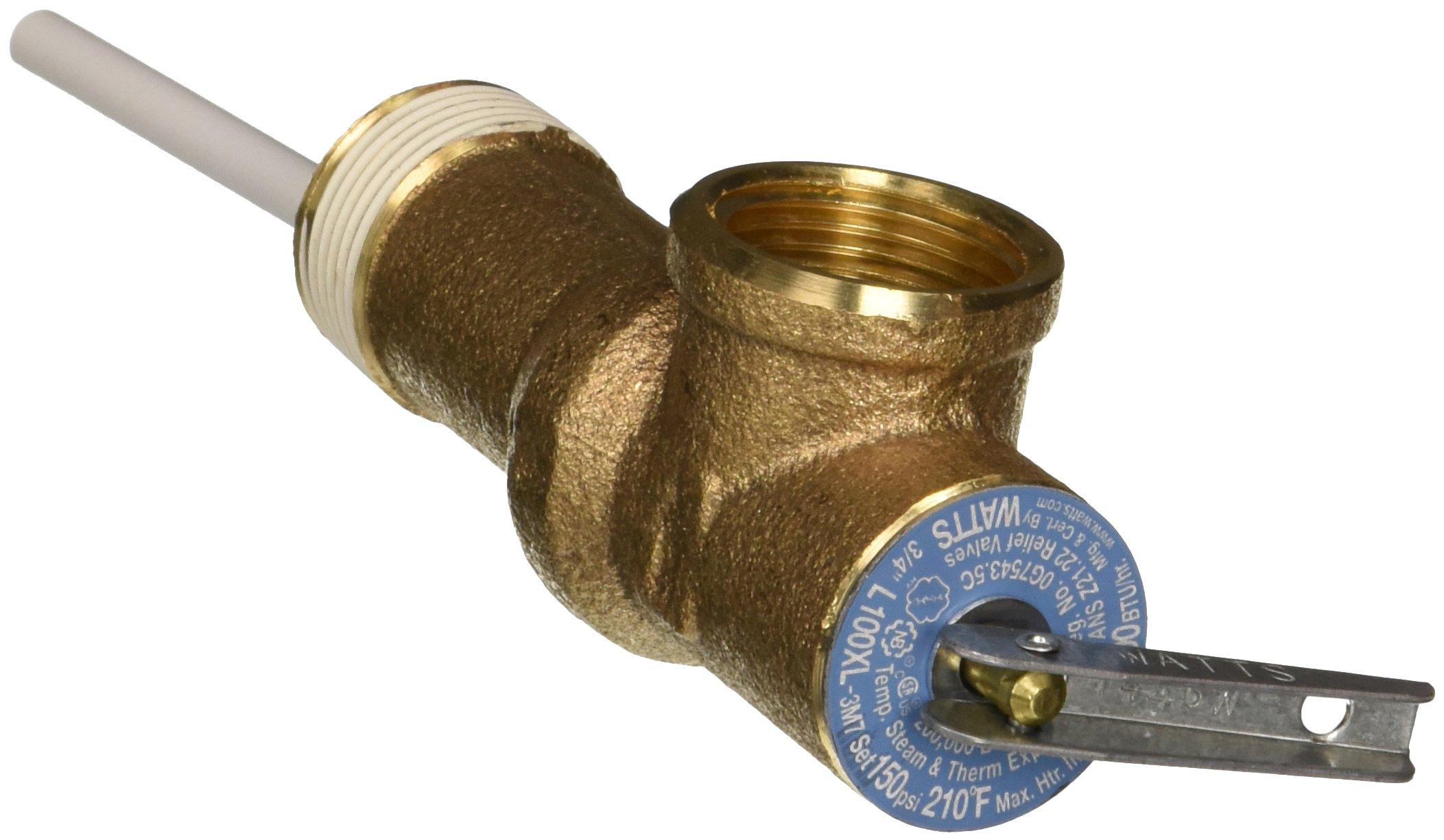 Rheem SP8346 Temperature and Pressure Relief Valve with 3/4-Inch NPT
