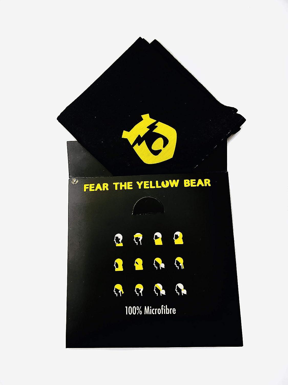 Jaune Tour de Cou Yellow Bear